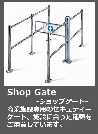 WANZL セキュリティゲート 商業用ゲート